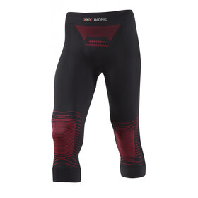 X-Bionic Energizer MK2 Medium Pants Men Black/Red